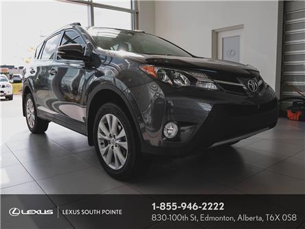2015 Toyota RAV4  (Stk: L800189A) in Edmonton - Image 1 of 26