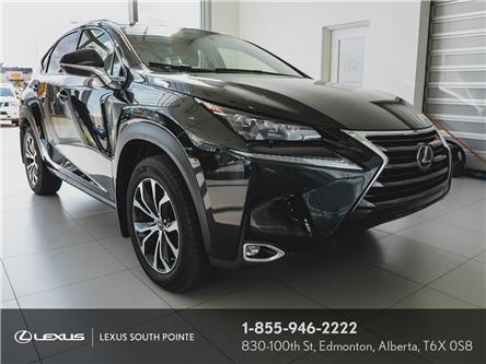 2016 Lexus NX 200t Base (Stk: LL00019A) in Edmonton - Image 1 of 26