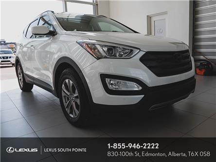 2016 Hyundai Santa Fe Sport  (Stk: LUB5903A) in Edmonton - Image 1 of 26