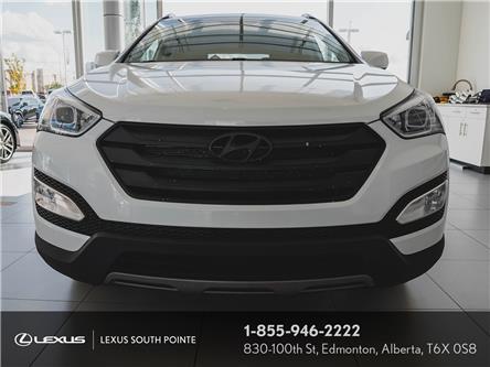 2016 Hyundai Santa Fe Sport  (Stk: LUB5903A) in Edmonton - Image 2 of 26