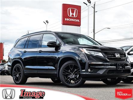 2020 Honda Pilot Black Edition (Stk: 10P32) in Hamilton - Image 1 of 21