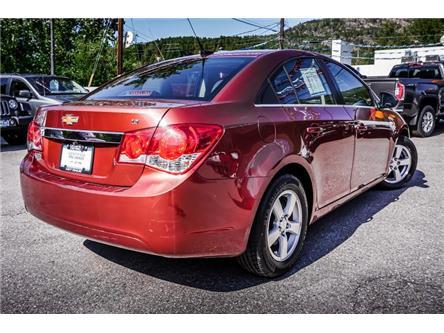 2012 Chevrolet Cruze LT Turbo (Stk: 19-57B) in Trail - Image 2 of 20