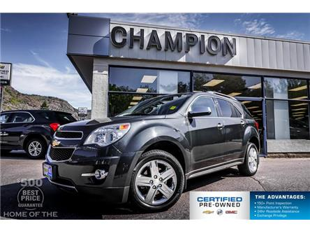 2014 Chevrolet Equinox LTZ (Stk: 19-266A) in Trail - Image 1 of 26