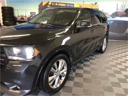 2012 Dodge Durango R/T (Stk: 271367) in NORTH BAY - Image 2 of 28