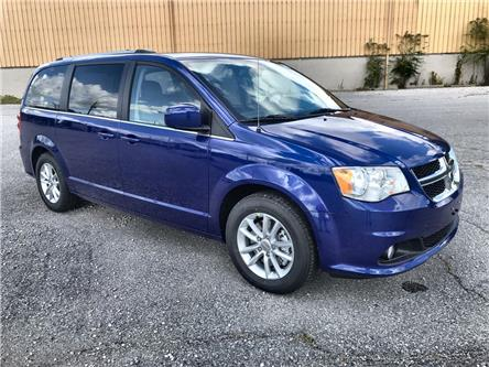 2019 Dodge Grand Caravan 29P SXT Premium (Stk: 191491) in Windsor - Image 1 of 14