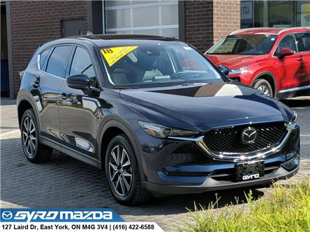 2018 Mazda CX-5 GT (Stk: 28901A) in East York - Image 1 of 30