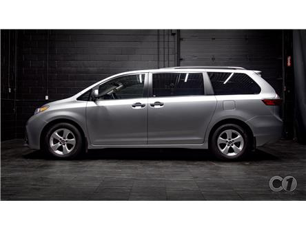 2018 Toyota Sienna 7-Passenger (Stk: CT19-409) in Kingston - Image 1 of 35