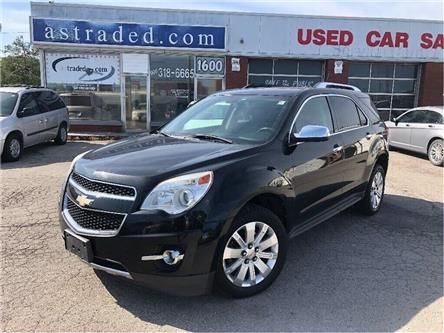 2011 Chevrolet Equinox LTZ (Stk: 19-7332A) in Hamilton - Image 1 of 24