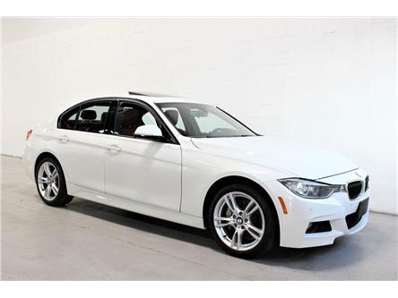 2015 BMW 328i xDrive (Stk: T19390) in Vaughan - Image 1 of 30