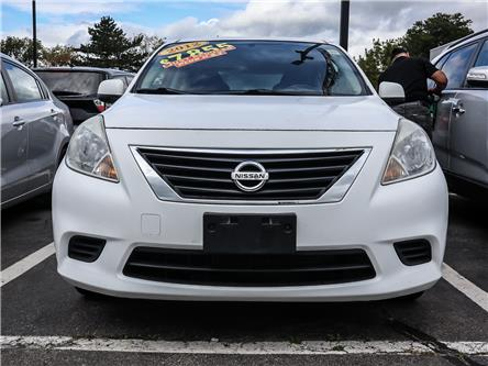 2012 Nissan Versa  (Stk: 901022A) in Burlington - Image 1 of 3