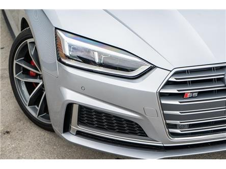 2018 Audi S5 3.0T Technik (Stk: N4989) in Calgary - Image 2 of 18