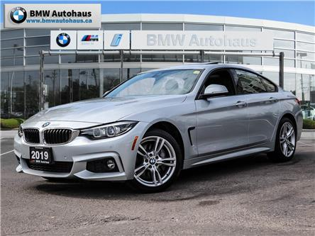 2019 BMW 430i xDrive Gran Coupe (Stk: P9164) in Thornhill - Image 1 of 26