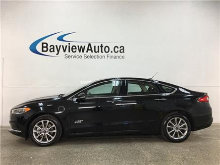 2018 Ford Fusion Energi SE Luxury (Stk: 35653W) in Belleville - Image 1 of 28