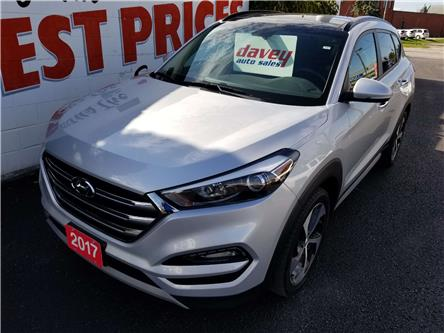 2017 Hyundai Tucson Limited (Stk: 19-617) in Oshawa - Image 1 of 16