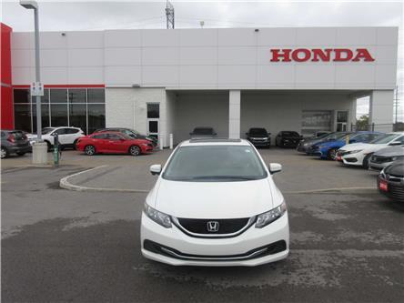 2015 Honda Civic EX (Stk: SS3644) in Ottawa - Image 2 of 18
