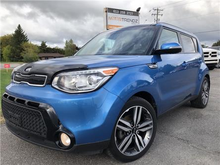 2016 Kia Soul SX Luxury (Stk: -) in Kemptville - Image 1 of 30