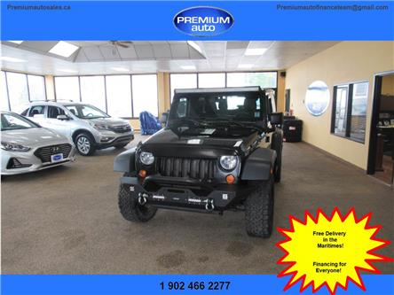 2011 Jeep Wrangler Sport (Stk: 635791) in Dartmouth - Image 1 of 18