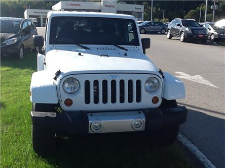 2013 Jeep Wrangler Sahara (Stk: 19472a) in Owen Sound - Image 2 of 8