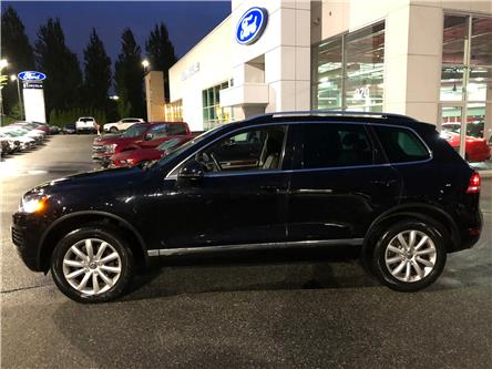 2014 Volkswagen Touareg 3.6L Highline (Stk: 1961173A) in Vancouver - Image 2 of 24