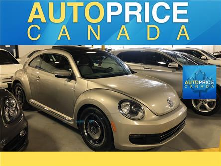 2016 Volkswagen Beetle 1.8 TSI Classic (Stk: F0582) in Mississauga - Image 1 of 18