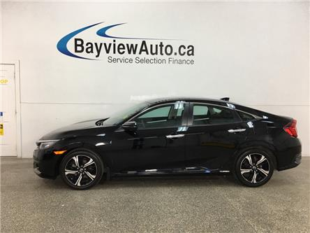2018 Honda Civic Touring (Stk: 35663W) in Belleville - Image 1 of 26