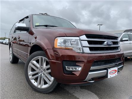 2016 Ford Expedition Platinum (Stk: 19T1161A) in Midland - Image 1 of 20