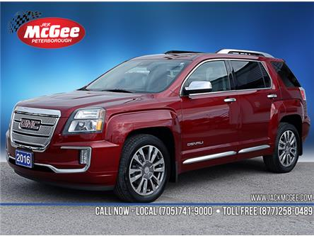 2016 GMC Terrain Denali (Stk: 19787A) in Peterborough - Image 1 of 21