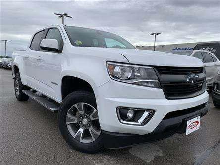 2017 Chevrolet Colorado Z71 (Stk: 19T1087A) in Midland - Image 1 of 13
