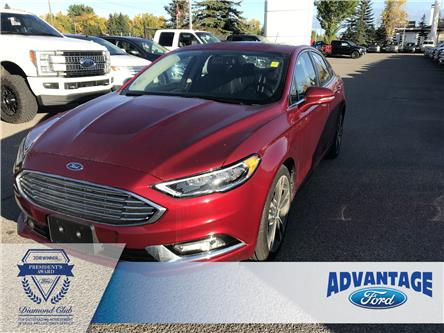 2018 Ford Fusion Titanium (Stk: 5549) in Calgary - Image 1 of 24