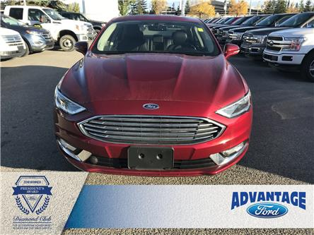 2018 Ford Fusion Titanium (Stk: 5549) in Calgary - Image 2 of 24