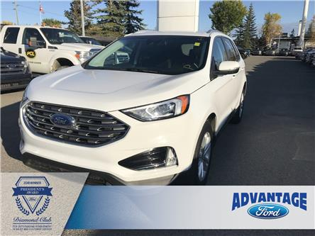 2019 Ford Edge SEL (Stk: 5550) in Calgary - Image 1 of 24
