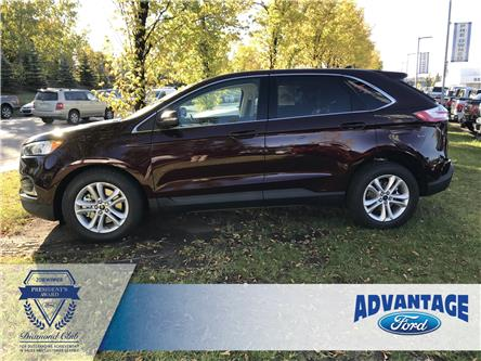 2019 Ford Edge SEL (Stk: K-2008) in Calgary - Image 2 of 6