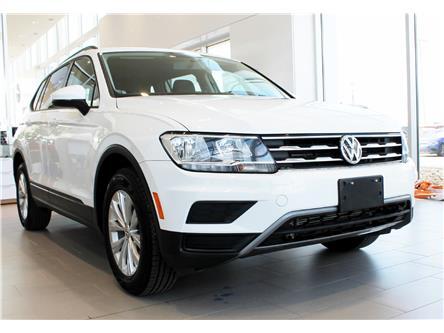 2019 Volkswagen Tiguan Trendline (Stk: V7310) in Saskatoon - Image 1 of 21