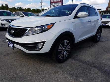 2015 Kia Sportage EX Luxury (Stk: 792953) in Cambridge - Image 1 of 26