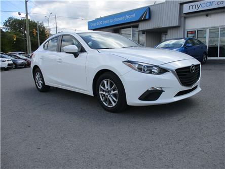 2016 Mazda Mazda3 GS (Stk: 191474) in Kingston - Image 1 of 14