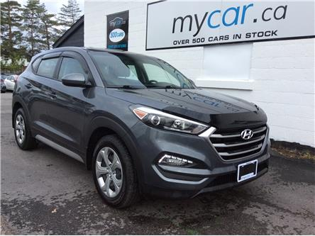 2017 Hyundai Tucson Base (Stk: 191423) in Kingston - Image 1 of 18