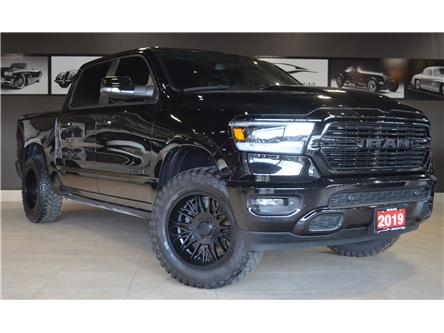 2019 RAM 1500 Sport (Stk: C35258A) in Thornhill - Image 2 of 31