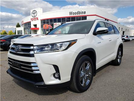 2019 Toyota Highlander Hybrid Limited (Stk: 9-924) in Etobicoke - Image 1 of 27