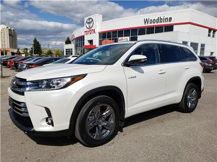 2019 Toyota Highlander Hybrid Limited (Stk: 9-924) in Etobicoke - Image 2 of 27