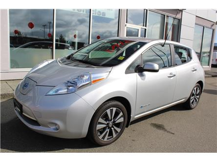 2016 Nissan LEAF SV (Stk: P0221) in Nanaimo - Image 1 of 7