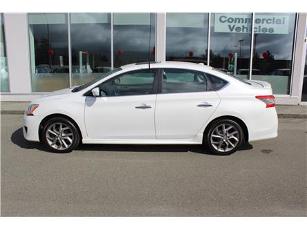 2014 Nissan Sentra 1.8 SR (Stk: P0156A) in Nanaimo - Image 2 of 9