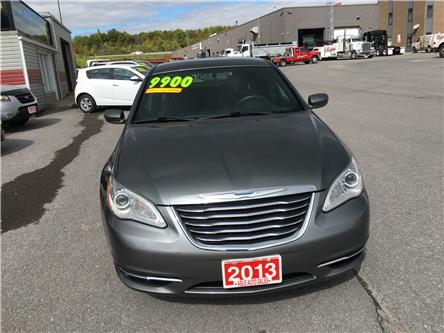 2013 Chrysler 200 LX (Stk: 2559A) in Kingston - Image 2 of 12