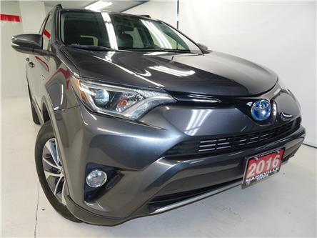 2016 Toyota RAV4 Hybrid XLE (Stk: 36630U) in Markham - Image 1 of 10