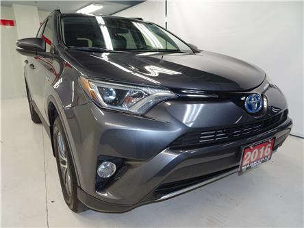 2016 Toyota RAV4 Hybrid XLE (Stk: 36630U) in Markham - Image 2 of 10
