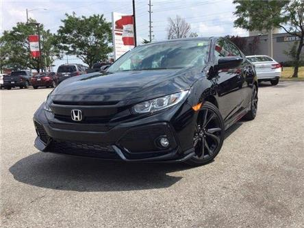2020 Honda Civic Sport (Stk: 20011) in Barrie - Image 1 of 22