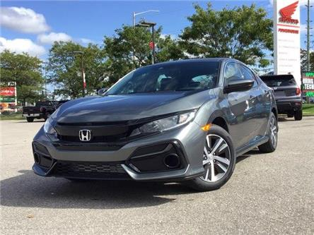 2020 Honda Civic LX (Stk: 20002) in Barrie - Image 1 of 21