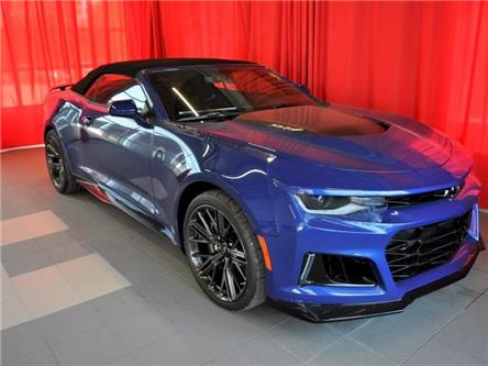 2020 Chevrolet Camaro ZL1 (Stk: 20-071) in Listowel - Image 1 of 17