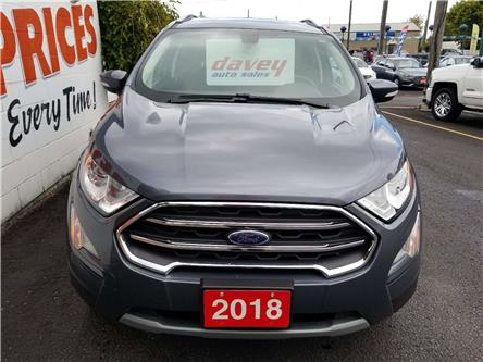 2018 Ford EcoSport Titanium (Stk: 19-660) in Oshawa - Image 2 of 16