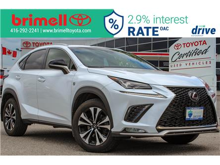 2018 Lexus NX 300 Base (Stk: 9980) in Scarborough - Image 1 of 31