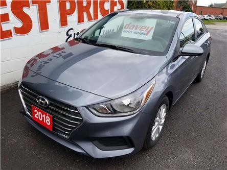 2018 Hyundai Accent GL (Stk: 19-662) in Oshawa - Image 1 of 14